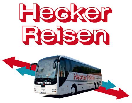 Hecker Reisen Liebenau Logo